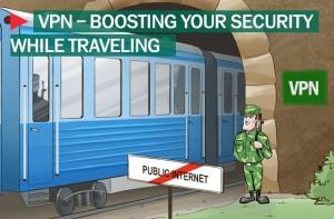 VPN giữ cho bạn an toàn và bảo mật