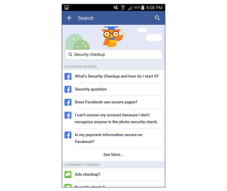 facebook security, facebook, ask a question, vpn, asia, vpn asia