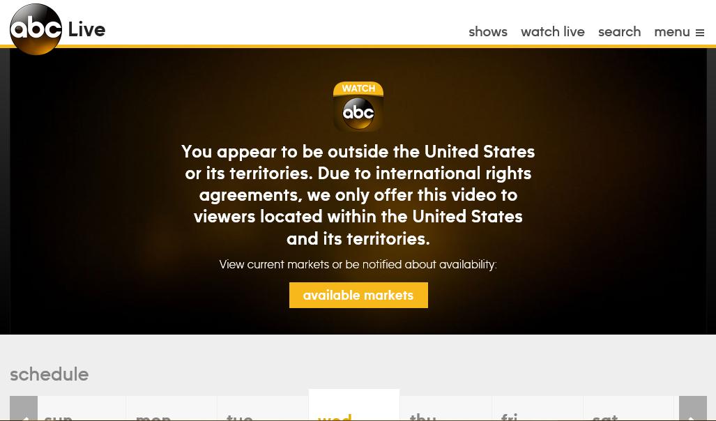ABC, geo-restriction, content, vpn, asia, vpn asia, unblock ABC, watch ABC